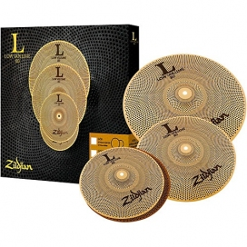 ZILDJIAN L80 LOW VOLUME SET LV348