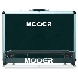 MOOER TF-16H PEDALBOARD + HARD CASE