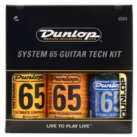 JIM DUNLOP 6504 SYSTEM 65 GUITAR TECH KIT