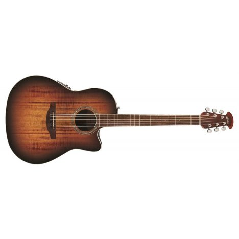 Ovation CDX44 Celebrity Deluxe Acoustic Electric Guitar | eBay