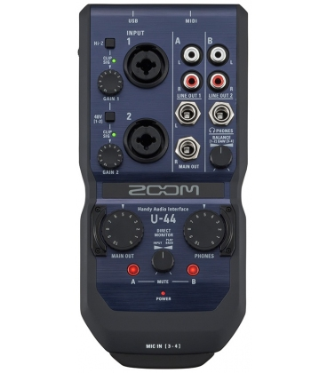 ZOOM U-4 INTERFACCIA USB 4N/4OUT