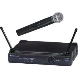 OMNITRONIC VHF-250 WIRELESS MIC SET 214