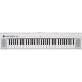 YAMAHA NP32WH DIGITAL PIANO WHITE