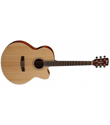 CORT CJ1F NS NATURAL SATIN