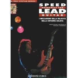 STETINA SPEED MECHANICS FOR LEAD GUITAR + CD