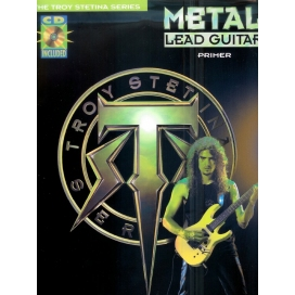 STETINA METAL LEAD GUITAR VOLUME 1 + CD ITALIANO