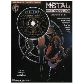 STETINA METAL RHYTHM GUITAR VOLUME 1 + AUDIO ONLINE