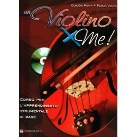 MONTI/VOLTA UN VIOLINO PER ME + CD