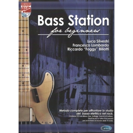 SILVESTRI/LOMBARDO/BILIOTTI BASS STATION + CD