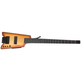 STEINBERGER SYNAPSE XS-15FPA TRANS AMBER + BAG