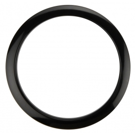 "BASS DRUM O'S HBL5 BASS PORT ""O"" 5 POLLICI BLACK"