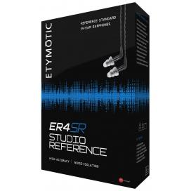 ETYMOTIC ER4SR STUDIO REFERENCE EARPHONES