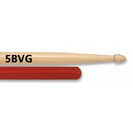 VIC FIRTH 5BVG - GRIP ROSSO