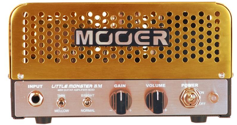 MOOER LITTLE MONSTER BM HEAD - LuckyMusic