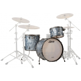LUDWIG L8343AX52WC CLASSIC MAPLE PRO BEAT24 13/16/24 SKY BLUE