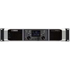 YAMAHA PX5 STEREO POWER AMPLIFIER 2X800W/4 OHMS WITH DSP