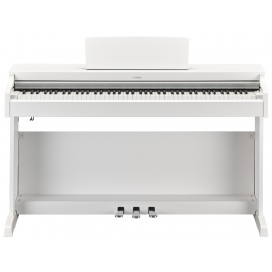 YAMAHA YDP-163WH DIGITAL PIANO  WHITE ARIUS SERIES