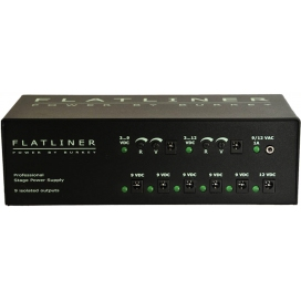 BURKEY FLATLINER POWER SUPPLY
