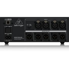 BEHRINGER XENYX MONITOR 2 USB