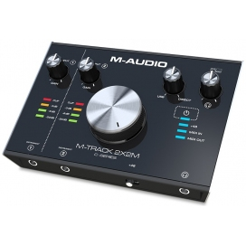 M-AUDIO M-TRACK 2X2 M AUDIO INTERFACE
