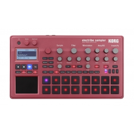 KORG ELECTRIBE2 S RED