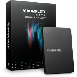 NATIVE INSTRUMENTS KOMPLETE 11 ULTIMATE UPGRADE PER SELECT