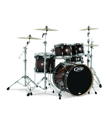 PDP BY DW CONCEPT EXOTIC 22/10/12/16/14SD CHARCOAL BURST
