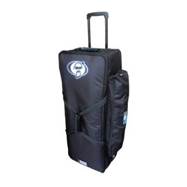 "PROTECTION RACKET 5047W-09 47"" x 18"" x 10"" HARDWARE BAG WHEELS"