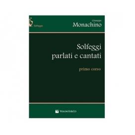 MONACHINO SOLFEGGI PARLATI E CANTATI