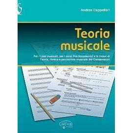 CAPPELLARI TEORIA MUSICALE