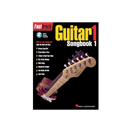 AAVV FAST TRACK GUITAR 1 - SONGBOOK