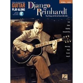 AAVV GUITAR PLAY ALONG VOL 144 DJANGO REINHARDT + CD