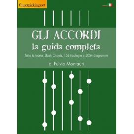 MONTAUTI GLI ACCORDI - GUIDA COMPLETA FAL0041