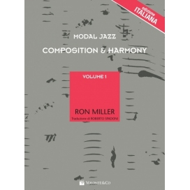 MILLER MODAL JAZZ COMPOSITION HARMONY IN ITALIANO
