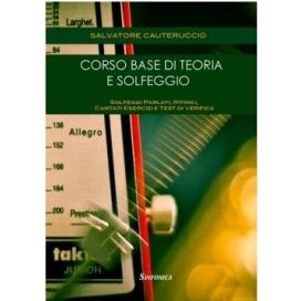 CAUTERUCCIO CORSO BASE DI TEORIA E SOLFEGGIO
