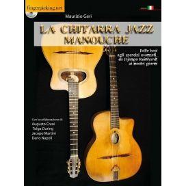 GERI LA CHITARRA JAZZ MANOUCHE +CD FAL0048