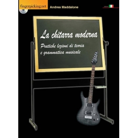 MADDALONE LA CHITARRA MODERNA + CD FAL0057