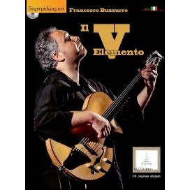BUZZURRO IL V ELEMENTO + CD FAL0060