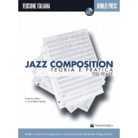 PEASE JAZZ COMPOSITION (IN ITALIANO) + CD