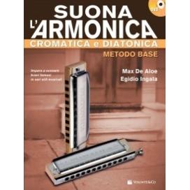 DE ALOE/INGALA ARMONICA CROMATICA E DIATONICA + DVD