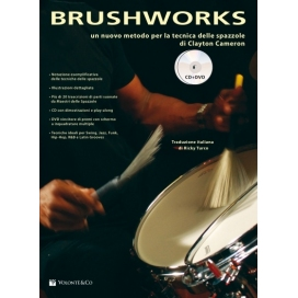 CAMERON BRUSHWORKS + CD + DVD