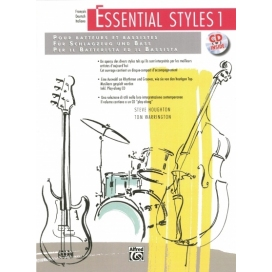 HOUGHTON/WARRINGTON ESSENTIALS STYLES FOR DRUM & BASS V.1