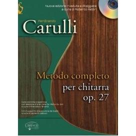 CARULLI METODO COMPLETO OP.27 + CD