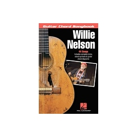 WILLIE NELSON GUITAR CHORD SONGBOOK