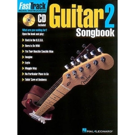 AAVV FAST TRACK GUITAR 2 - SONGBOOK