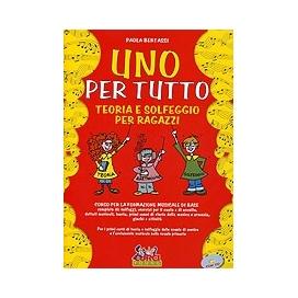 BERTASSI UNO PER TUTTO + CD EC11560