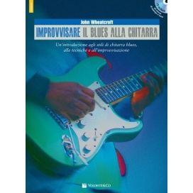 WHEATCROFT IMPROVISING BLUES GUITAR + CD ML98912