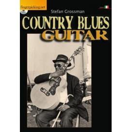 GROSSMAN COUNTRY BLUES GUITAR + CD FAL0005