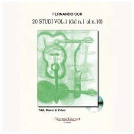 SOR 20 STUDI VOL.1 (1-10) + CD ROM