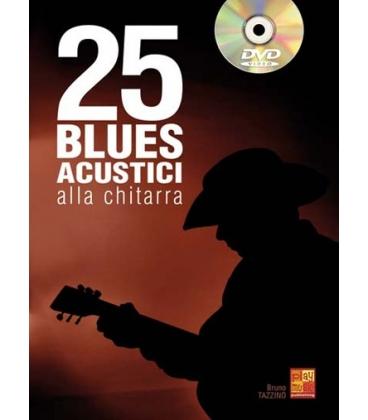 TAZZINO 25 BLUES ACUSTICI + DVD ML3670